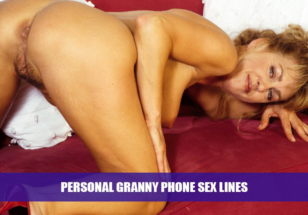 121 Grandma Phone Sex Online
