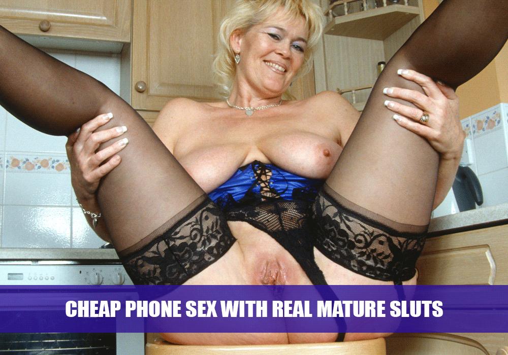 45p Granny Phone Sex