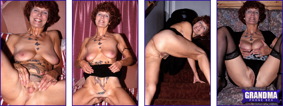 Dirty Granny Porn Phone Sex