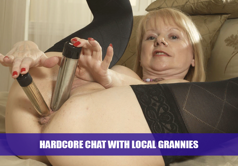 Local Granny Phone Sex Whores
